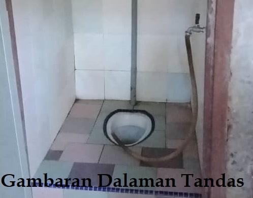 Gambaran dalam tandas Tapak Perkhemahan KemSriPilah